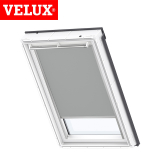 VELUX Manual Blackout Blind DKL C02 0705 - Grey