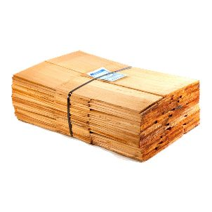 Western Red Cedar Wood Shingles 16'' - No.1 Blue Label