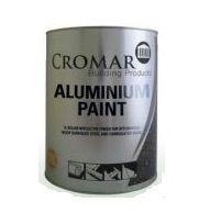 Cromar Aluminium Solar Reflective Paint 25kg Premium