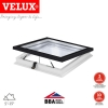 Velux Electric Modular Rooflight Clear For Flat Roof
