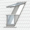 velux gdl pk19 sd0w1 cabrio balcony system for tiles. Black Bedroom Furniture Sets. Home Design Ideas